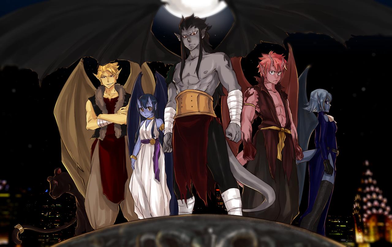 Dragon Slayers Fairy tail dragon slayer, Fairy tail