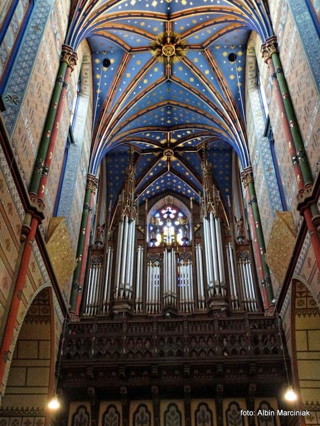 Bazylika katedralna we Włocławku - Klub Podróżników Śródziemie