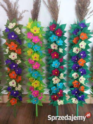 Kwiaty Lublin Niedziela Palmowa Wielkanocne Palmy Macrame Plant Hanger Plant Hanger Macrame Plant