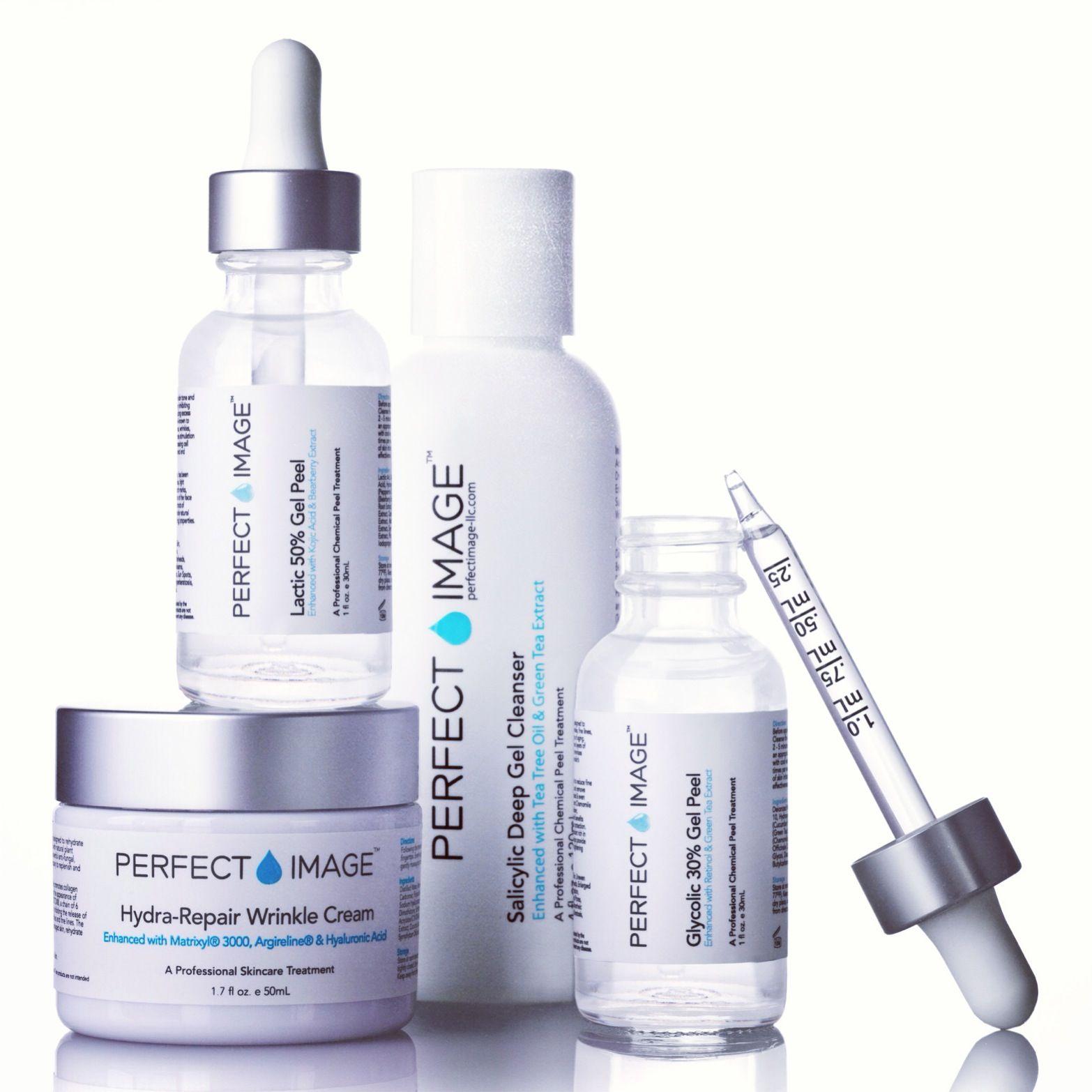 Perfect Image Peel Line Peels Skinpeels Facialpeels