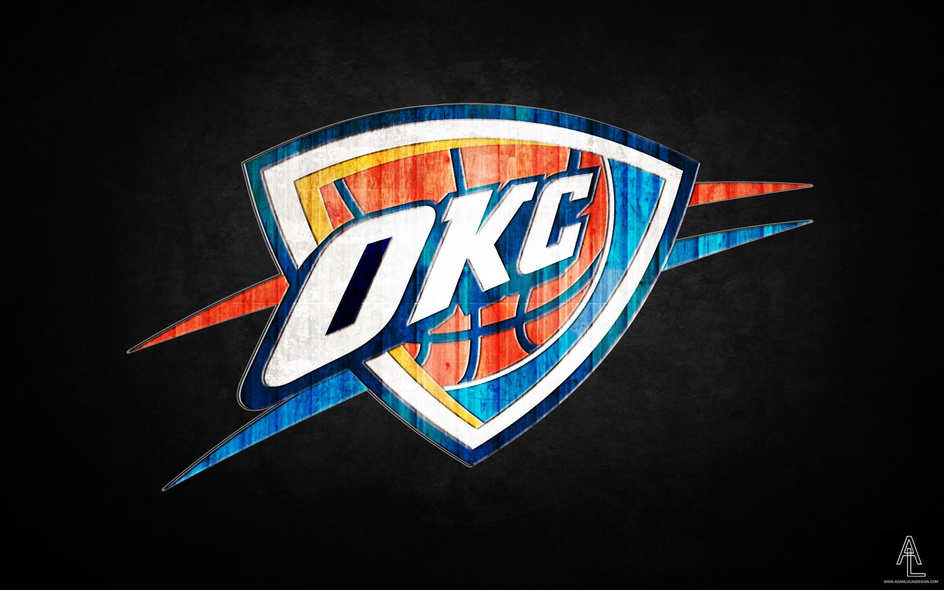 innovative design 2db7c 2c1b9 Download now Oklahoma City Thunder Logo Wallpaper basketball ...
