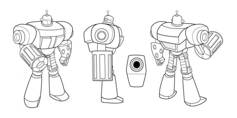 Transformers Rescue Bots Morbot Coloring Page Transformers Rescue Bots Rescue Bots Printable Christmas Coloring Pages