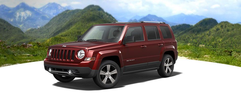 2016 Jeep Patriot High Altitude A SupedUp Compact SUV