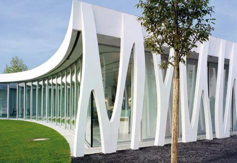 Architekten In Mannheim dyckerhoff weiss community center mannheim architecture