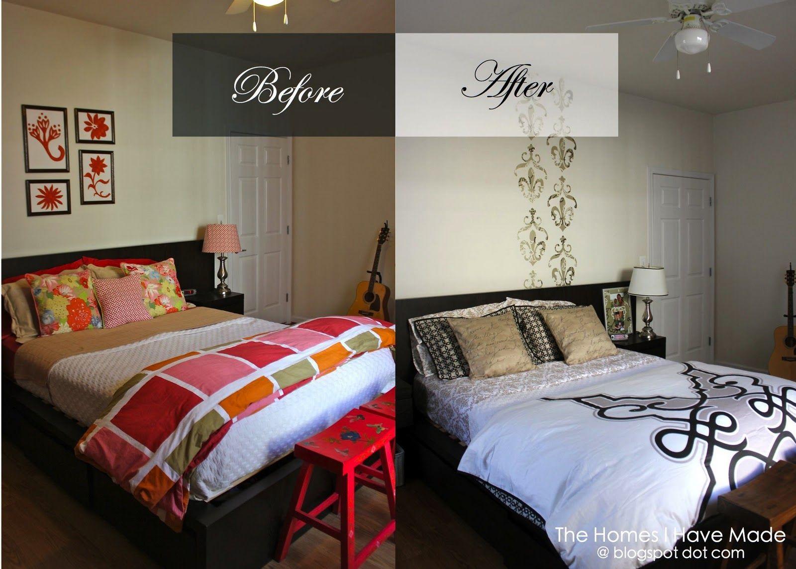 bedroom makeovers before and after small bedroom makeover before and after makeover bedrooms 18180
