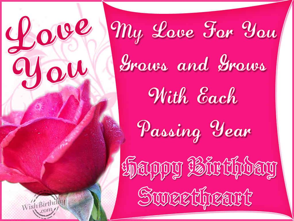 Love Birthday Quotes Love Birthday Quotes For Husband T2Cujnqse  In Love Quotes