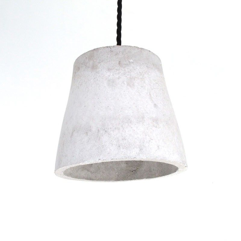 Bunker bell pendant light by chris johnson design