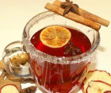 Weihnachtspunsch - super lecker und super gesund #refreshingsummerdrinks