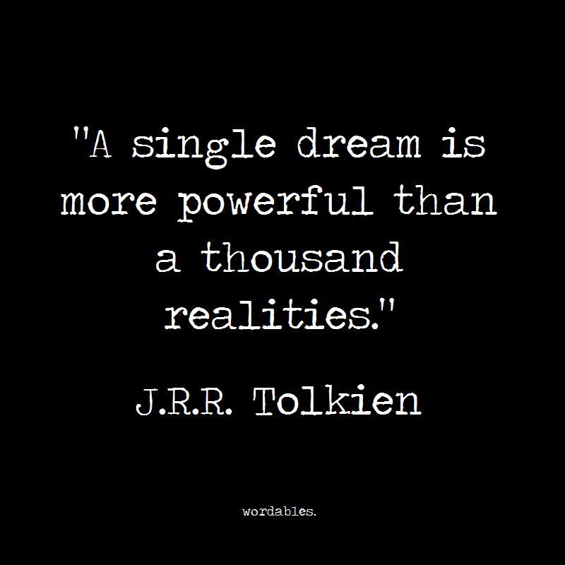 JRR Tolkien's Life Was Full Of Meaning He Fought In World War I Beauteous Jrr Tolkien Quotes About Life