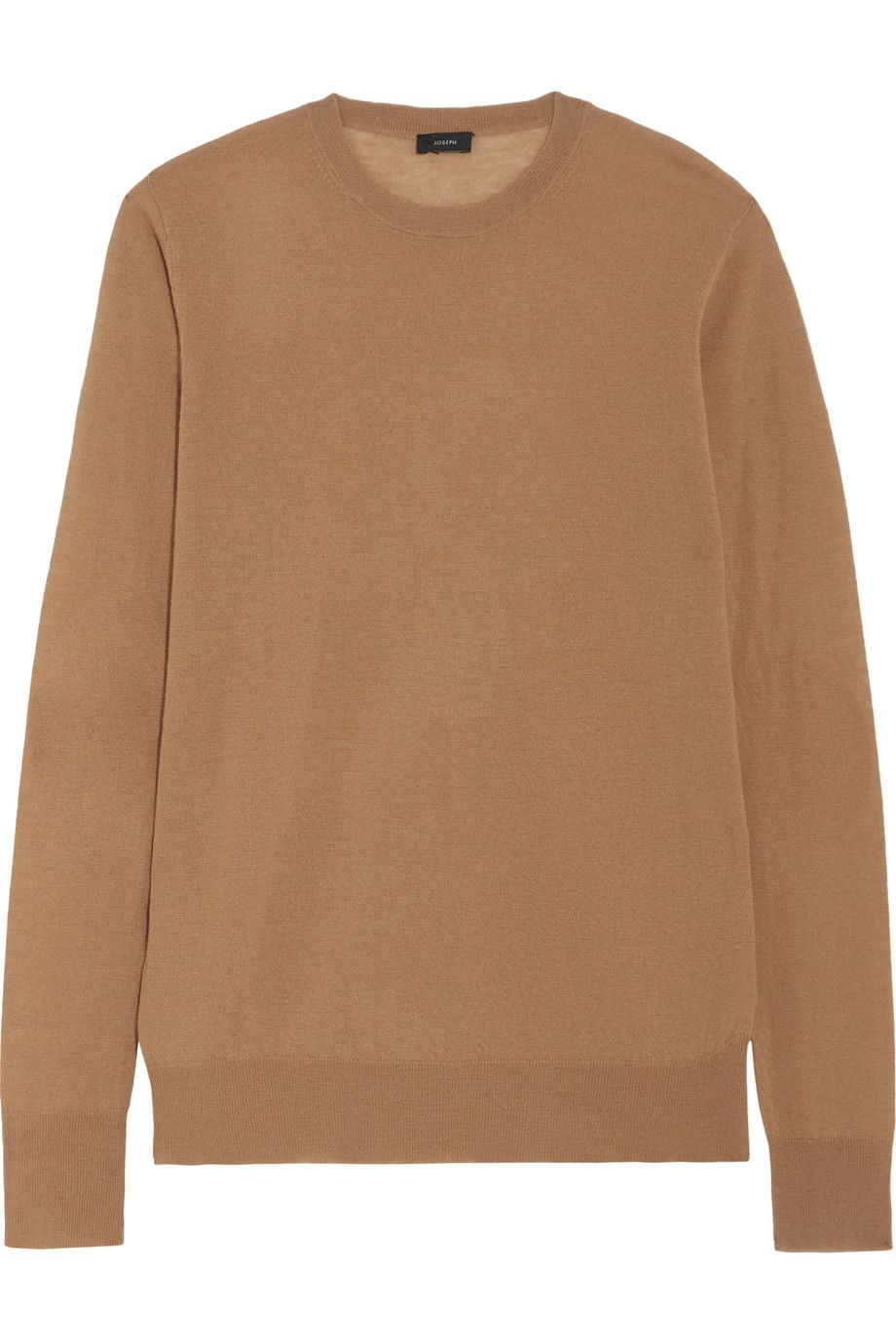 Shop on-sale Joseph Paneled cashmere sweater. Browse other ...