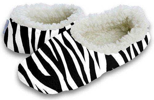 Zebra Stripe Snoozies