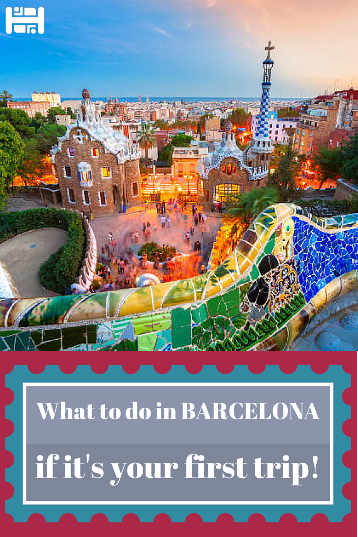 What to do in Barcelona if itu0027s