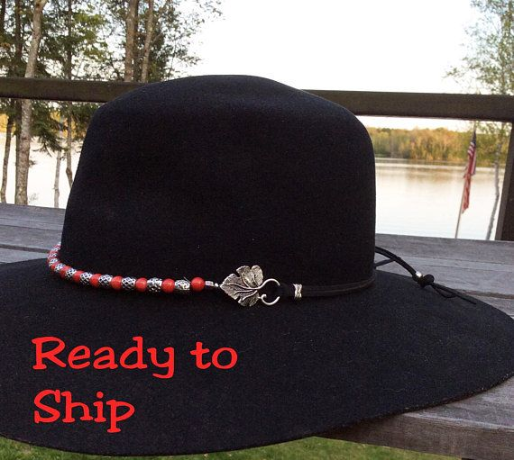 Hat band. Hat bands for western hats. Hat band beaded. Hat accessories.  Beaded hatband. Cowboy hat b 341c409d617