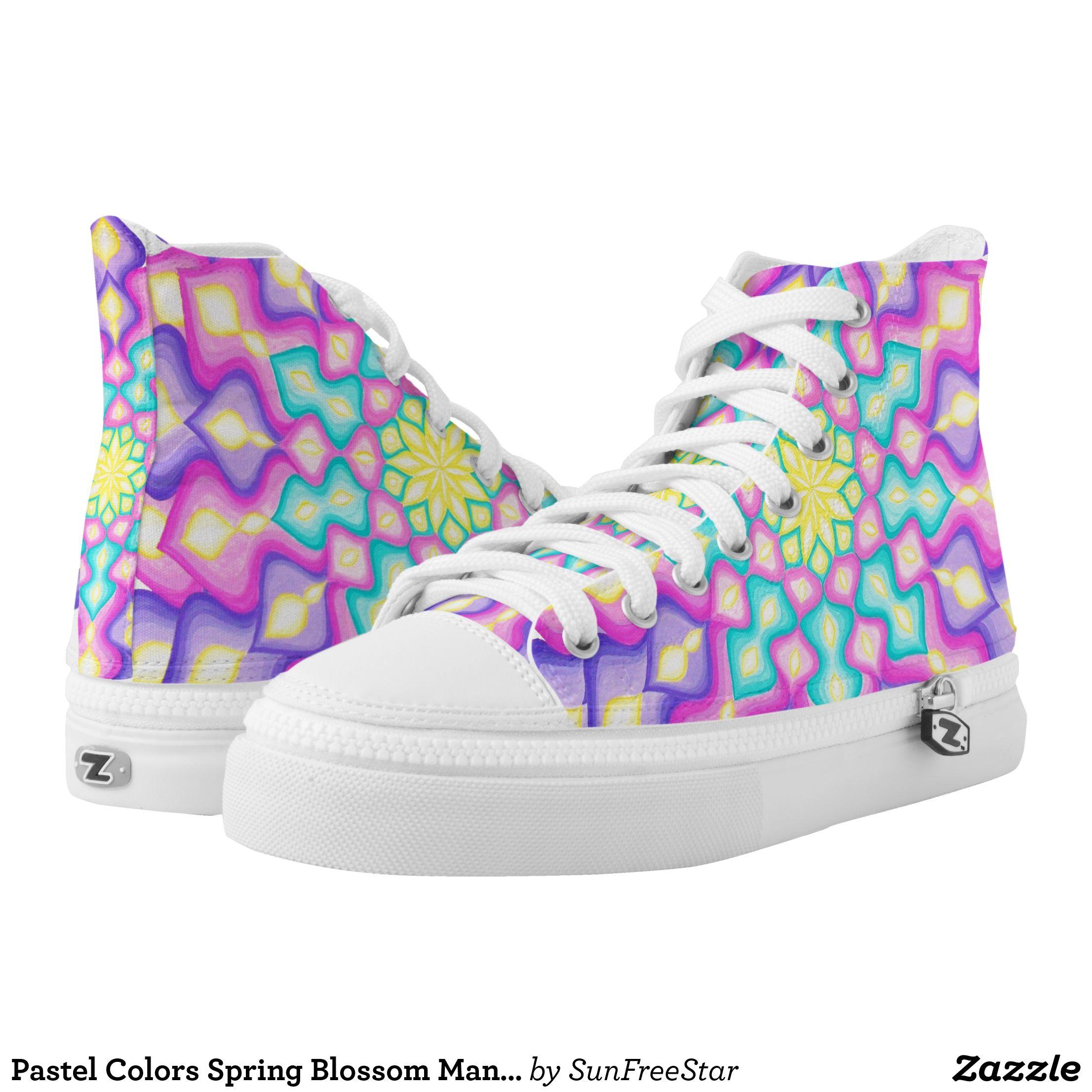 Hawaiian Pineapple Pattern Tropical Watercolor Women's Casual Shoes Canvas Cool Fashion Original