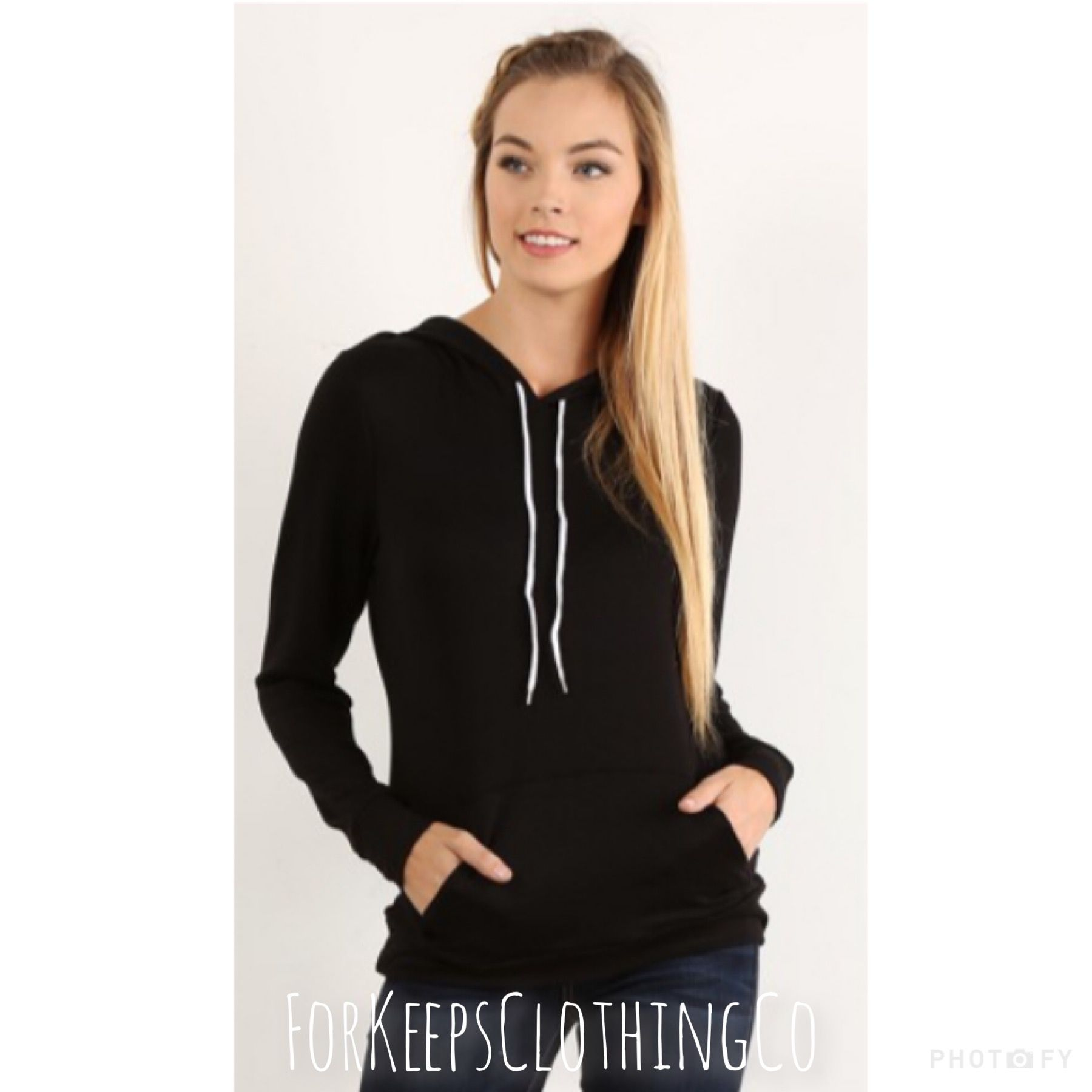 Only $20.50 SHIPPED!! Fast and Free Shipping in the US!! Int'l shipping offered, rates apply.    Made in the USA - Soft jersey material - French Terry - Poly/Rayon/Spandex    S, M, L.  | Shop this product here: http://spreesy.com/Forkeepsclothingco/226 | Shop all of our products at http://spreesy.com/Forkeepsclothingco    | Pinterest selling powered by Spreesy.com