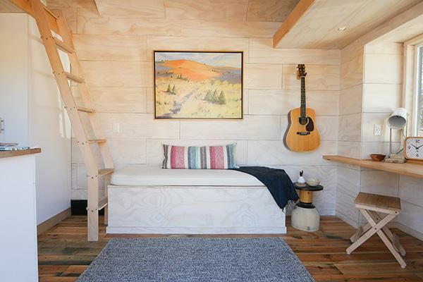Tinyhousetown The Hiatus Tiny House From Tongue And