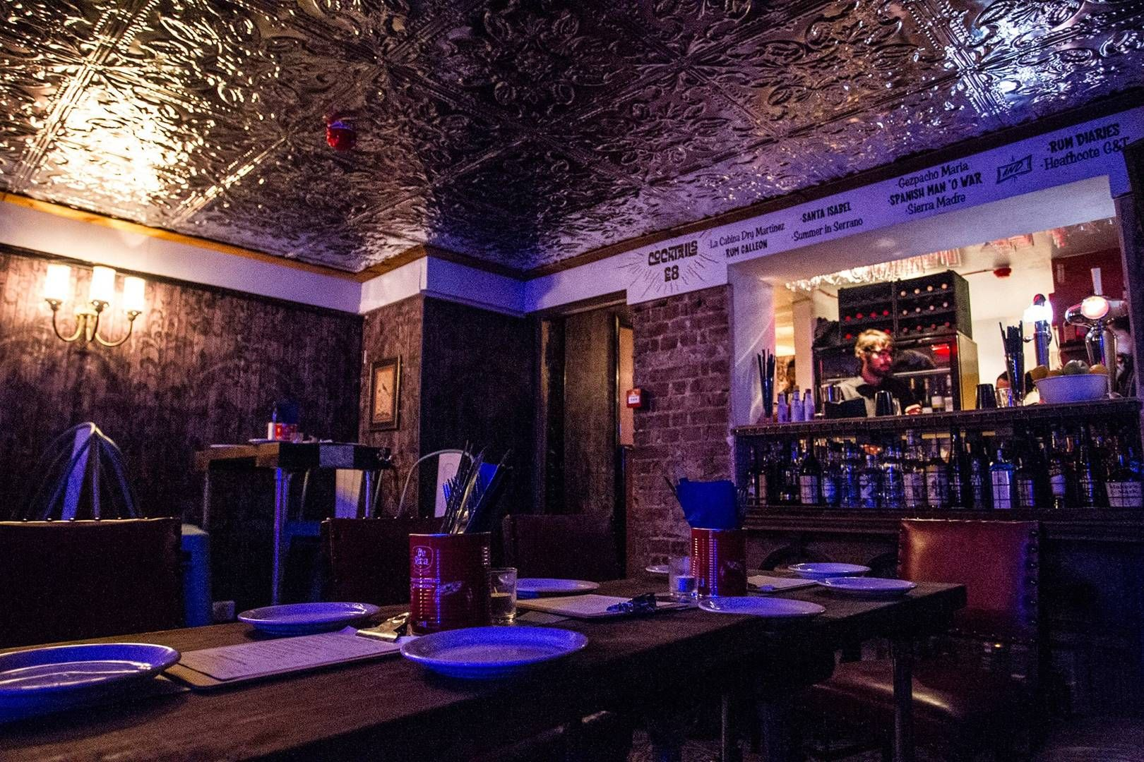 La Cabina London : Vogue s guide to late night london late nights