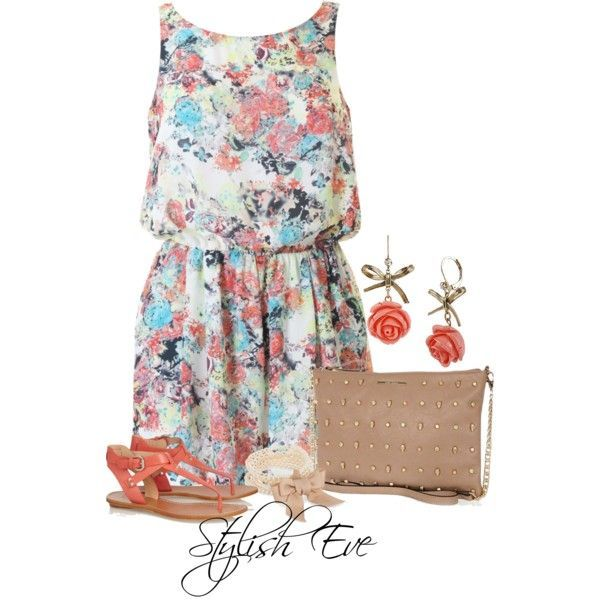 Outfits 2013: The Short Summer Dress is the New &quot-Little Black ...