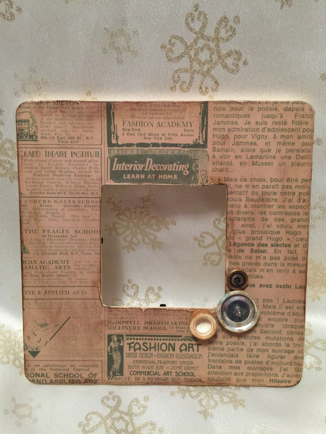 Items Similar To Wedding Frame Rustic Decor Vintage Grandma Mother S Day Gift On Picture Etsy