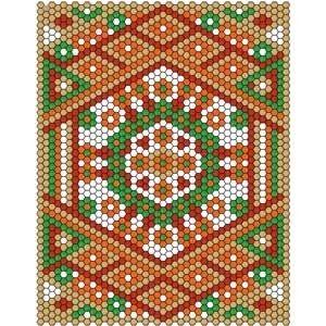 hexagon quilt 2 hexagon n hen patchwork und kissen. Black Bedroom Furniture Sets. Home Design Ideas