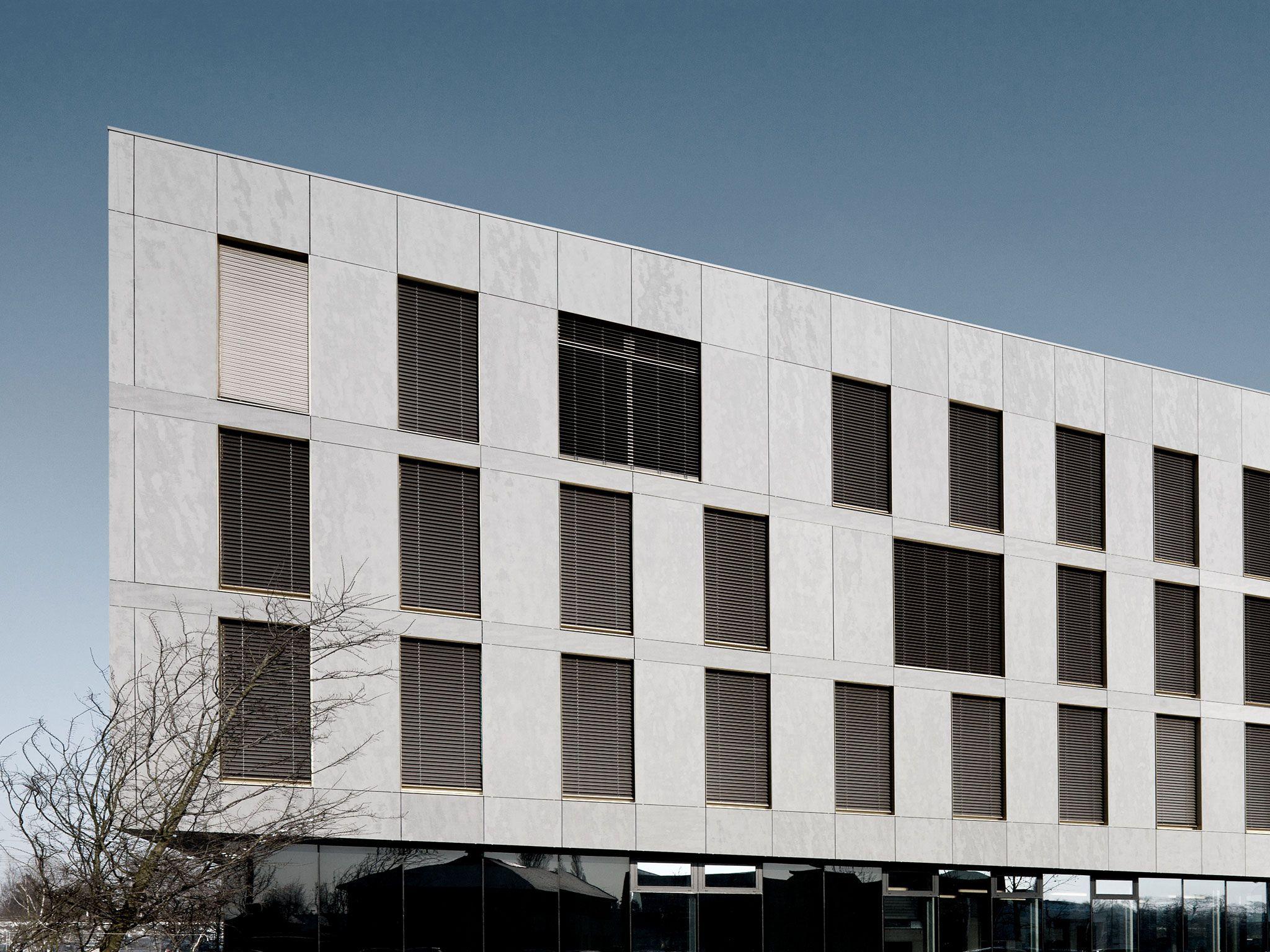 Wohnen Im Brahmsquartier: Belgium Hasselt Office Building: Belgium Hasselt Office