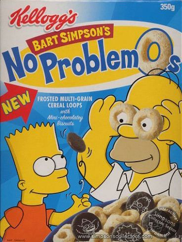 No ProblemO s Cereal - this was amazing stuff! Cereal Puns fbb8d9b2a