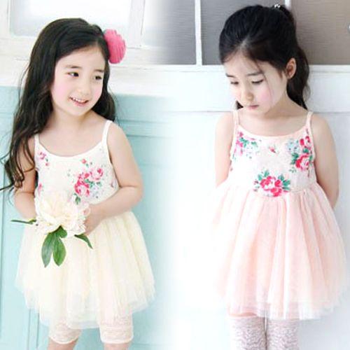 Aliexpress.com : Buy 2014 summer girls clothing baby child suspender one piece dress qz 0324 on Kids Fashion Clothing - Worldwide Wholesale ...