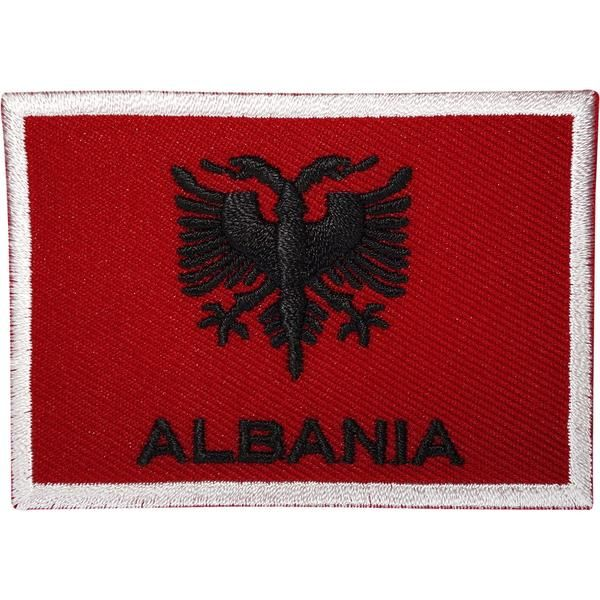 Albania Patch Iron on