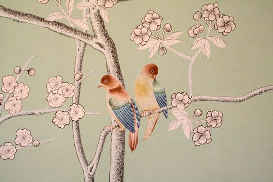 Bespoke Wallpapers by de Gournay  STORE PROFILE