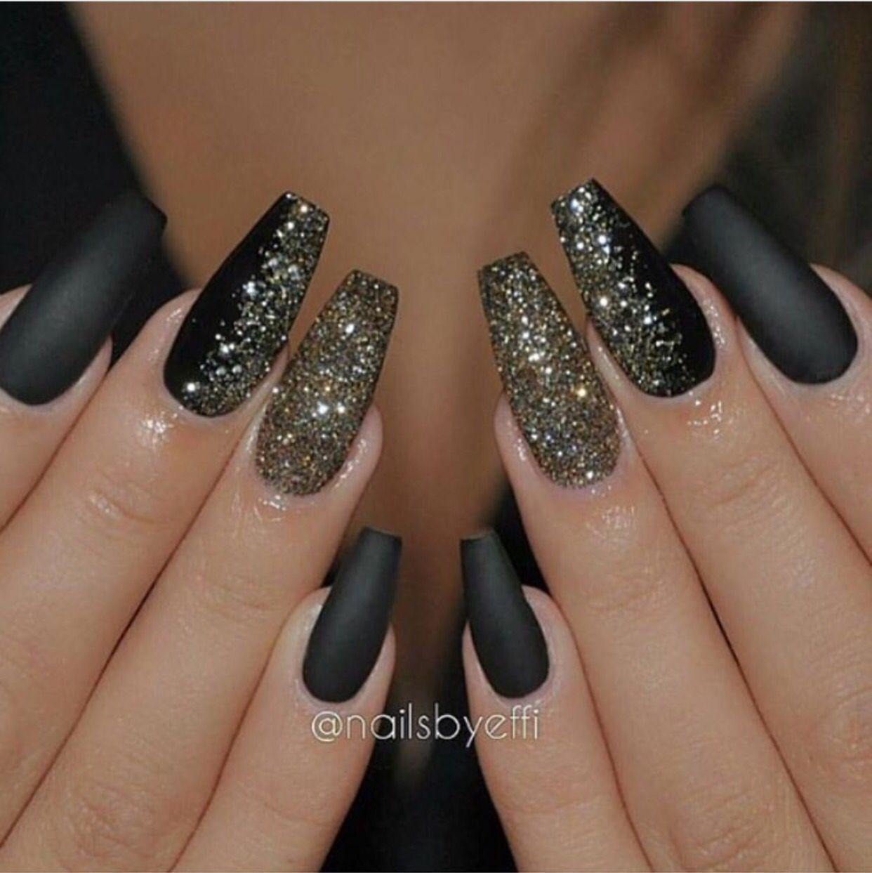 New Years Eve Nails | Nails | Pinterest | Make up, Nail nail and ...