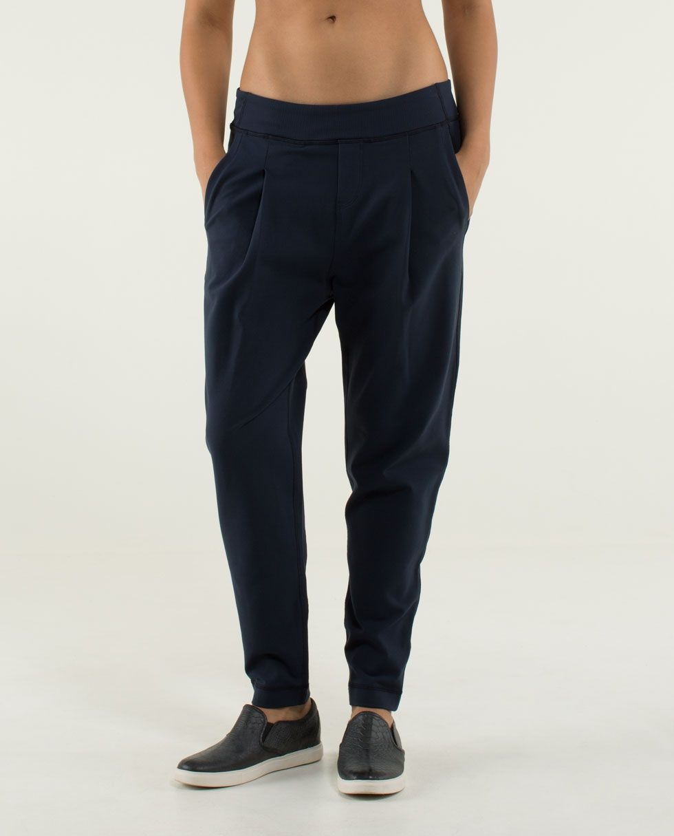 c90d716244 Om Pant by Lululemon -- if it weren't made by Lululemon and sized ...