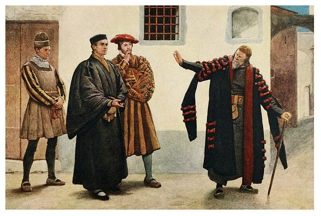 the merchant of venice act 3 Mark you this, bassanio, the devil can cite scripture for his purpose an evil soul  producing holy witness is like a villain with a smiling cheek, a goodly apple.