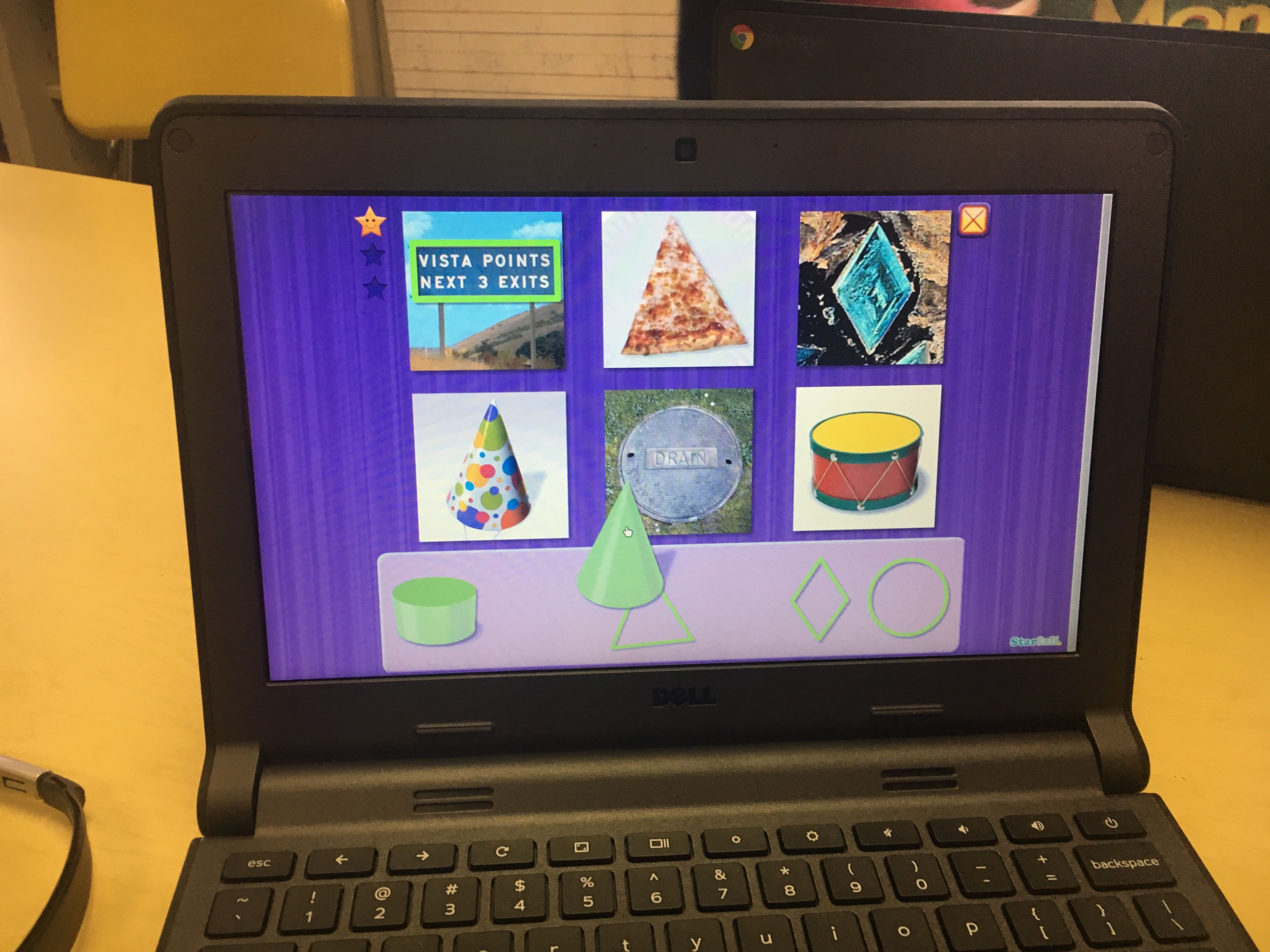 Uncategorized Starfall Math Worksheets starfallonline activity applying shape knowledge to real life objects text world connections