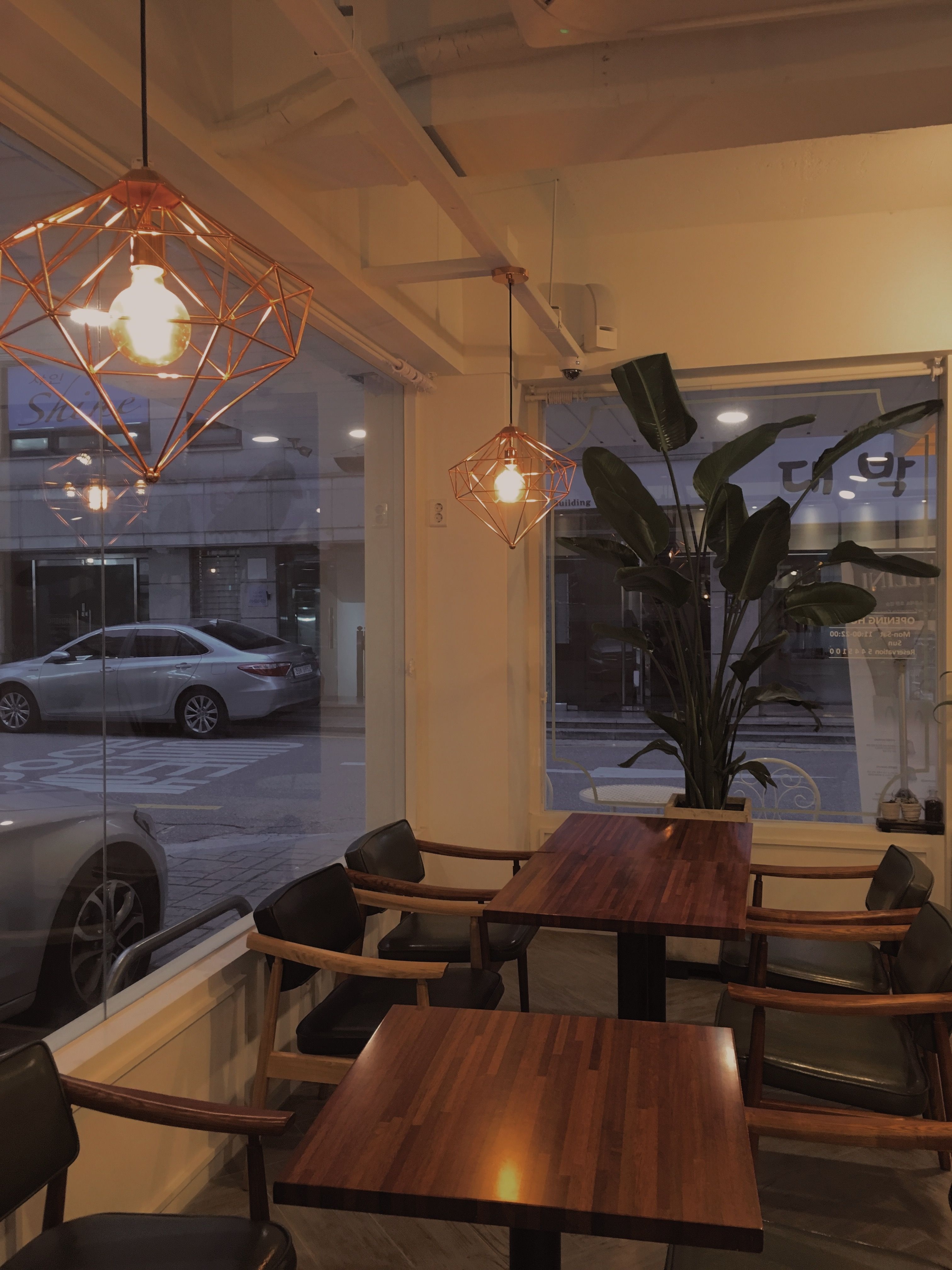Seoul Coffeeshop Coffee Cafe Interiors Korea Evening Warm Aesthetic Cafe Interior Seoul Cafe Coffee Shop Aesthetic