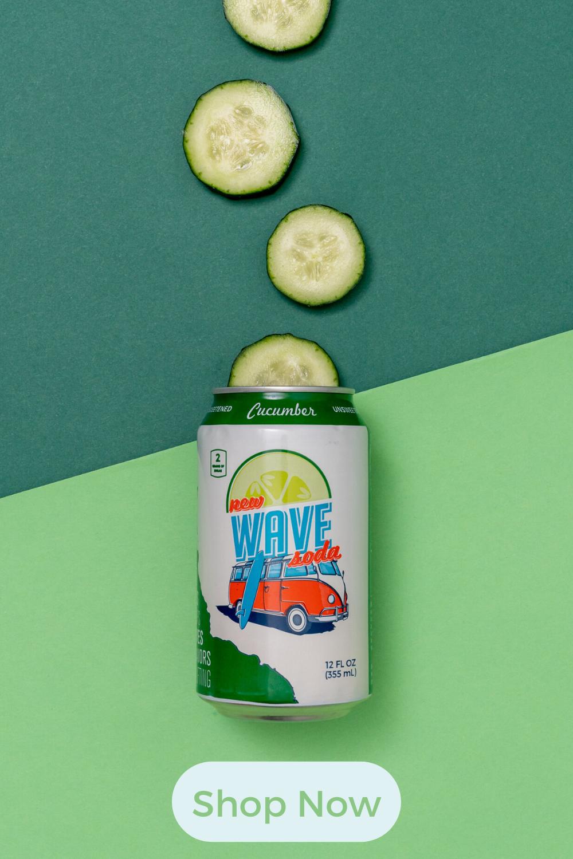 Refreshingly Uplifting Natural Soda