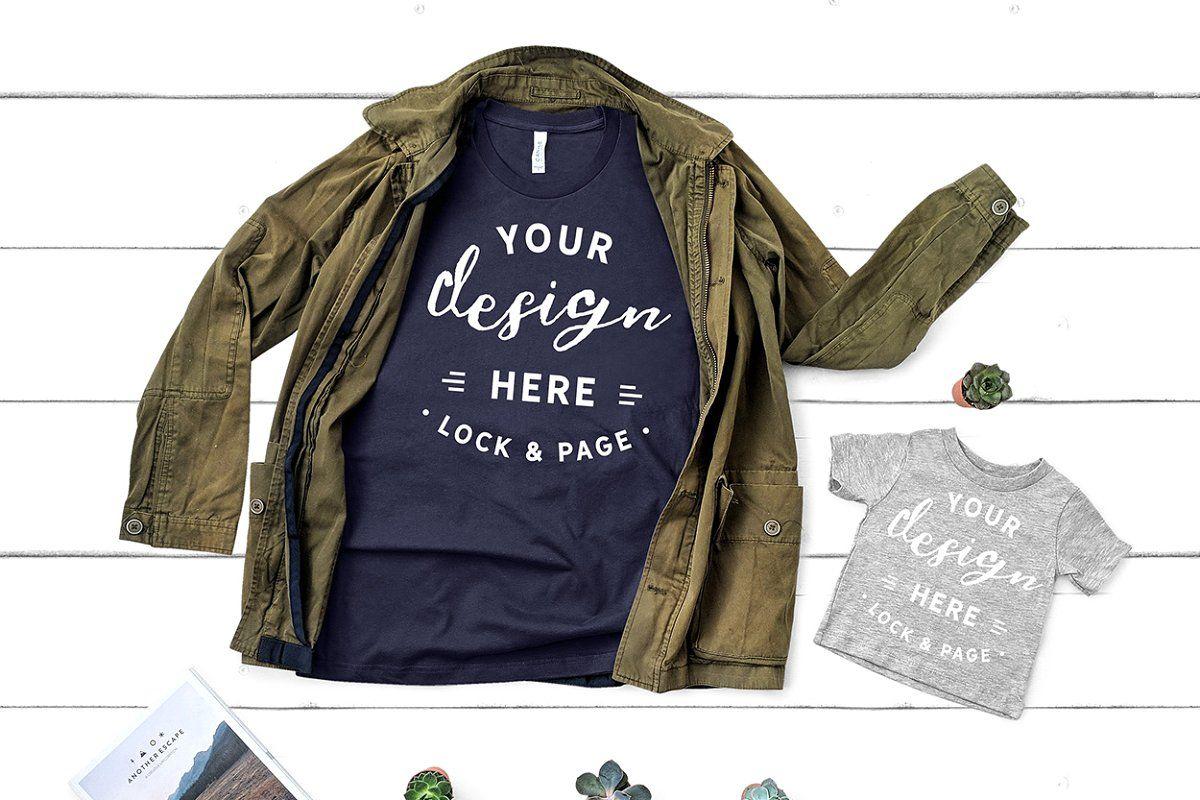 Download T Shirt Mockup Bundle Bella Canvas Shirt Mockup Clothing Mockup Free Psd Mockups Templates