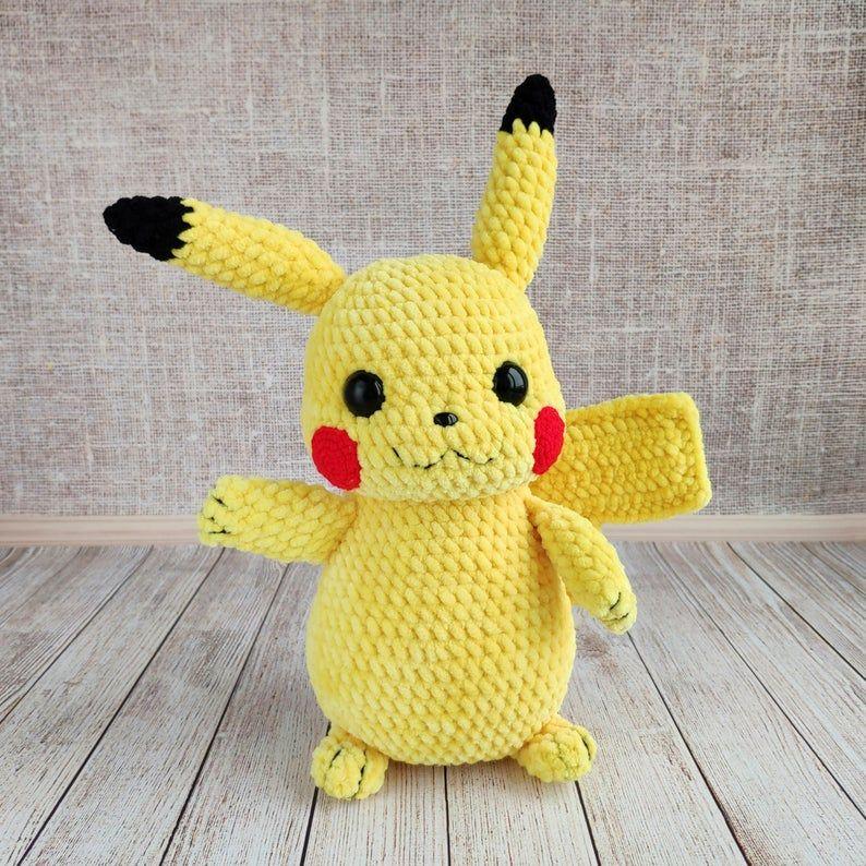 Pikachu Yün Bebek Tarifi   Pikachu, Bebek, Bebek ayaklar   794x794