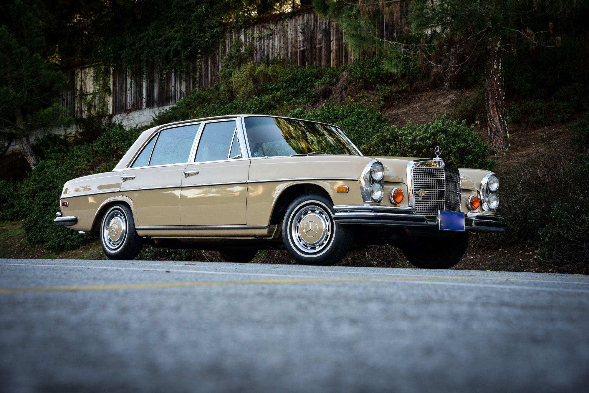 34k Mile 1973 Mercedes Benz 300sel 4 5 Mercedes Benz Benz Mercedes Benz Classic