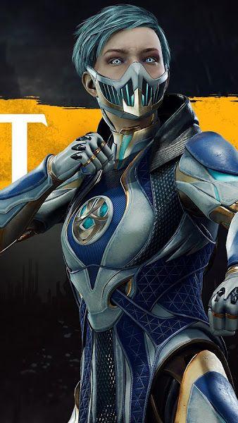 Frost, Mortal Kombat 11, 4K,3840x2160, Wallpaper Mortal