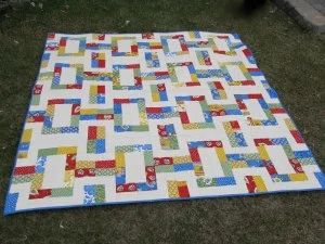 Avignon Picnic #jellyrollquilts