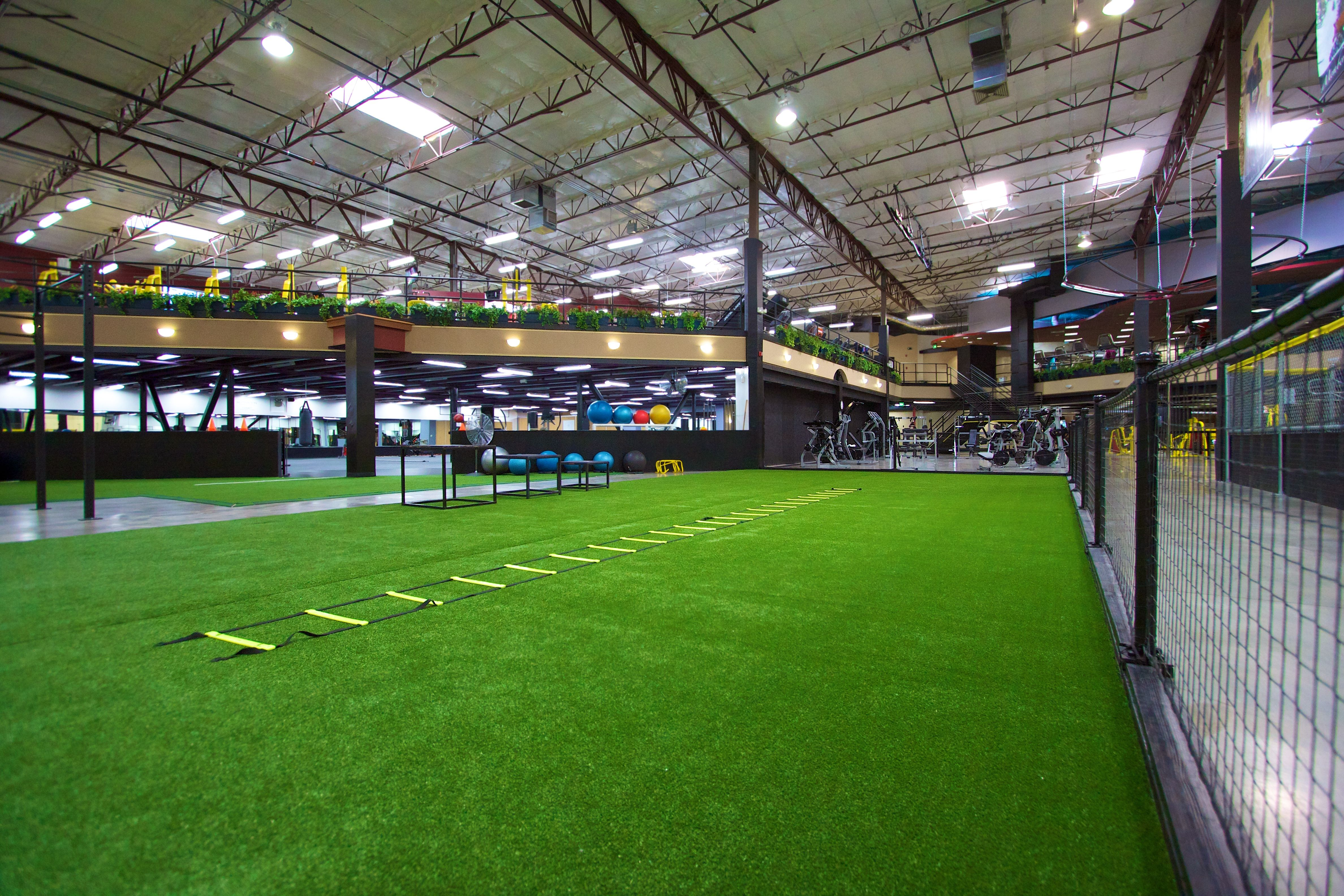 Functional Fitness Gym design, Gym setup, Indoor gym