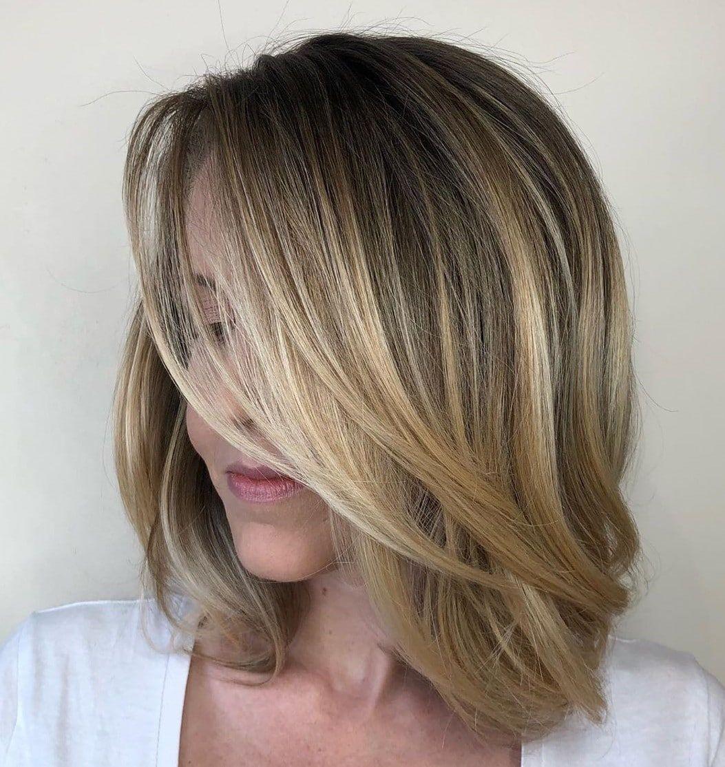 50 mittlere haarschnitte für frauen, die 2020 riesig sein