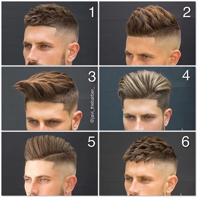 Number One Mens Hairstyles Thick Hair Gents Hair Style Men Haircut Styles