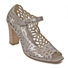 It's KARMA. Comfy heel. Anywhere. Anytime.
