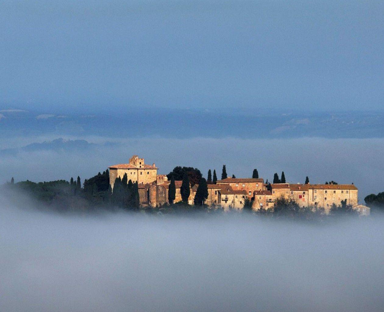 Castel Porrona Relais - Jetsetter