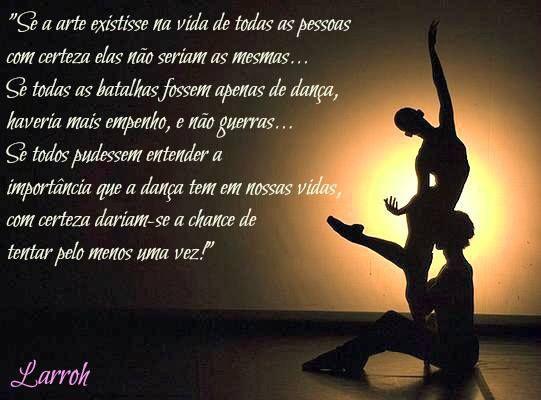 Dançar é vida!