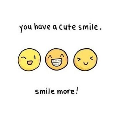 Cute Smile Quotes Best Smile Quotes Say It W A Quote Pinterest Smiling Quotes