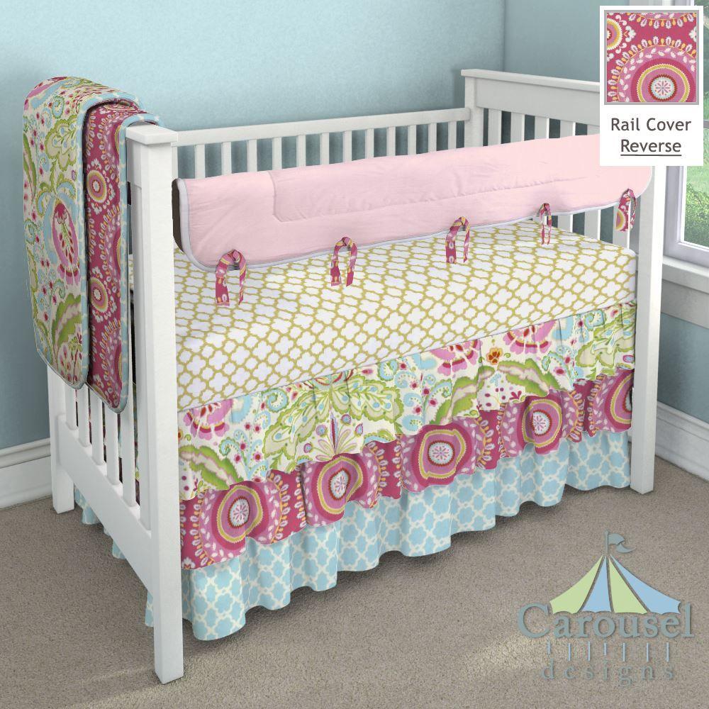 Custom Nursery Bedding Designs Baby