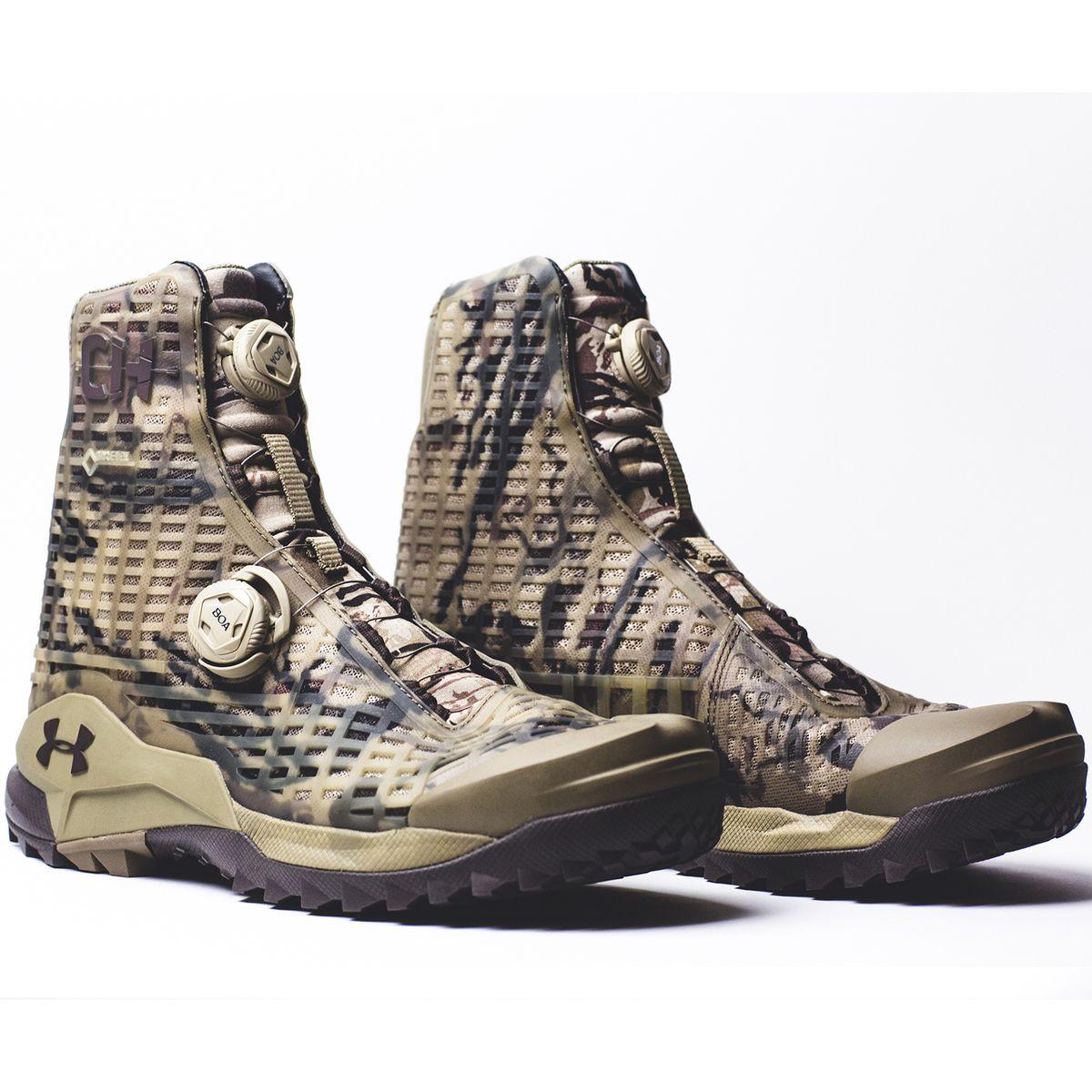 Under Armour Men's Cam Hanes CH1 GORETEX Waterproof
