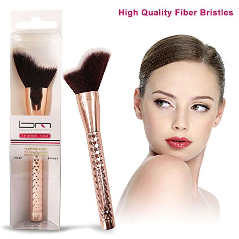 Brush Master Angle Kabuki Blending Makeup Brush For Face